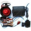 Auto Car Alarm with 80 to 100m Arm/Disarm Control Distance and Programming Transmitter