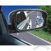 Auxiliary convex small round mirror for Rearview Mirror