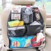 Back Seat Organizer with CD Holder