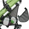 Black Childress Side Sling Stroller Cargo Net