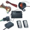Car Alarm System with Automatic Anti-theft Warning and Over-taking Warning