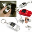 Car Shape Digital Tire Pressure Gauge with Accurate Reading and LCD Display