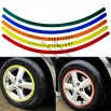 Color Rim Tape for Car Wheel Decorative