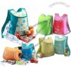 Cooler Backpacks with Bright Flower Printing and 13L Capacity
