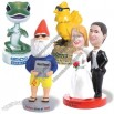Custom Shape Collectible Bobble Head Decor