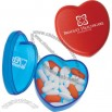 Customizable Heart Pill Box