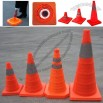 Customized Retractable Traffic Cone