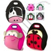 Cute Cartoon Neoprene Cooler Lunch Bag