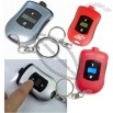Digital Tire Pressure Gauge with LCD Display, Flashlight Function and Accurate Reading