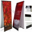 Double L Banner Stand