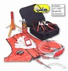 Double-Sided Car Emergency Kit with 24/7/365 roadside Assistance