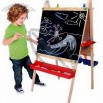 Double-sized Wooden Easel