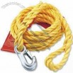 Draper Tow Rope with Flag and 2,000kg Capacity, CSS, ABS and BV Certified