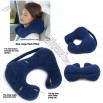 Ergonomic Travel Neck Pillow, Fit Most People