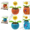 Flip Flap Sunflower Solar Flower Toy for Car Home Decoration
