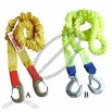 Fluorescence Tow Rope with White Zinc Plating, More Secure for Towing