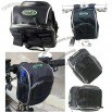 Folding Front Tube Handlebar Bag Mountain Bike Road Vehicle Management Package with a Rain Cover