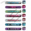 Girly Metallic Slap Bracelets