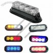 Grill and Surface Mount LED Lights for Emergency Cars