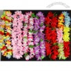 Hawaiian flower leis garland for party