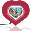 Heart Magnetic Floating Photo Frame Display