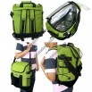 Insulated cooler backpack lunch portable beer wine 35L picnic travel thermal bag