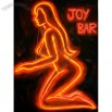 Joy Bar Neon Sign