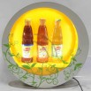 LED Lighting Three Bottle Glorifier