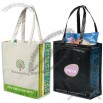 Laminated 100% Recycled Shopper Bag