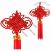 Large Chinese knot festive ornaments