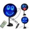 Led Emotion Sign for Car