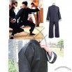 Martial Arts Uniform - Three Pieces Chinese Classic Kungfu Suit Bruce Lee