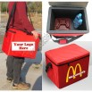 Mcdonald's Food Delivery Bag