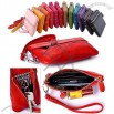 Multifunctional Wristlet Bag Wallet for Key and Credit Card