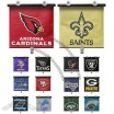 NFL Auto Sun Shade For Side Windows