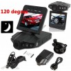 Night Vision Car Black Box with 6LED and 120degree Camera
