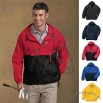 Packable Nylon Jacket by Harriton