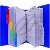 Paper Index Dividers Notebook