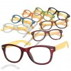 Plate frame Bamboo legs optical glasses