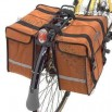Polyester Bicycle Bag 40 x 40 x 14cm 2 bags
