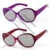 Real D Circular Polarized 3D Movie Glasses