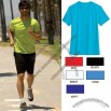 Relax Fit Microfiber Performance Logo T-Shirt - Men's
