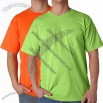 Safety T-Shirts with Pocket - 100% Cotton