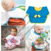 Sleeve Saver Bib for Baby