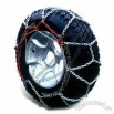 Snow Chain for Tire with Zinc Plating, GS and TUV Certified