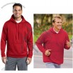 Sport-Wick Custom Fleece Hooded Pullover