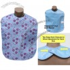 Super Soaker Tahitian Sky Adult Bib Waterproof Back