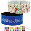 The classic one-size-fits-all slap bracelet
