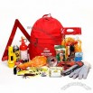 Urban Road Warrior With Air Compressor Car Emergency Kit