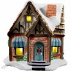 Village House Chalet Light up Kit included Plaster Craft